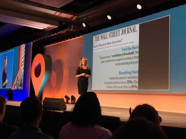 Jane McGonigal's keynote at Sitecore Symposium 2016