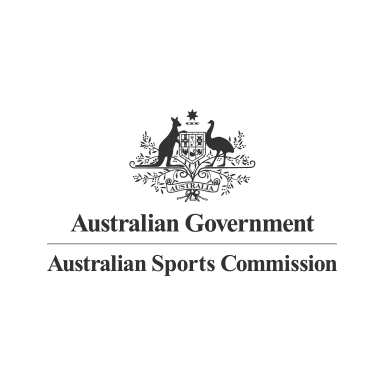 Australian Sports Commission Logo