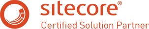Sitecore Certified Solution Partner Logo