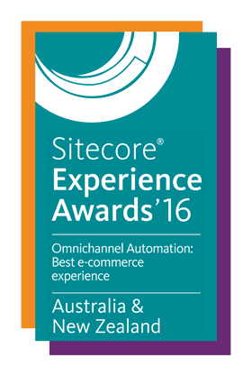 Sitecore Experience Award 2016 - Best E-Commerce Experience