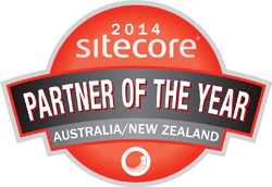 Sitecore Partner of the Year Award 2014 - Best Mobile Experience